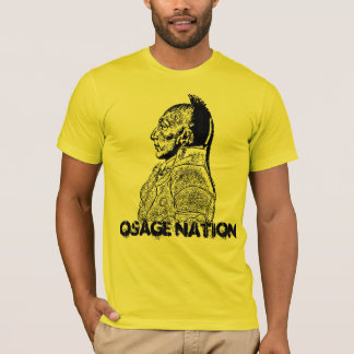 Chief of the Little Osages - Osage Nation T-Shirt