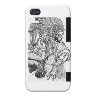"""Chief Of Your Own Conscience"" iPhone 4 Case"