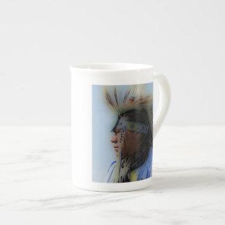 'Chief Overlooking' Tea Cup