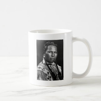 Chief Owen Heavy Breast, 1901 Coffee Mug
