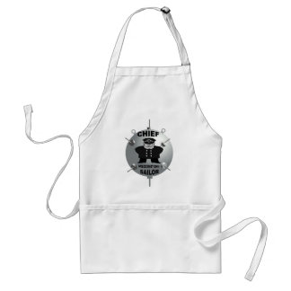 CHIEF PETTY OFFICER ADULT APRON
