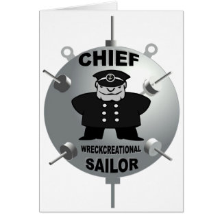 CHIEF PETTY OFFICER CARD