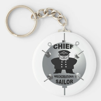 CHIEF PETTY OFFICER KEYCHAIN