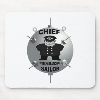 CHIEF PETTY OFFICER MOUSE PAD
