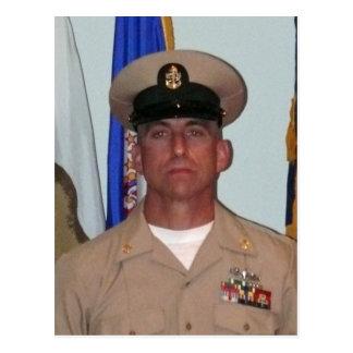 Chief Petty Officer Robert G. Schultz Postcards