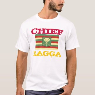 Chief Ragga - Customized T-Shirt