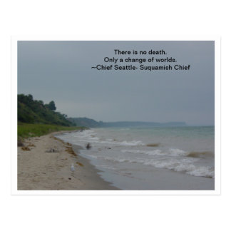 ~Chief Seattle~ Postcard