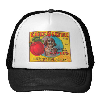Chief Seattle Trucker Hat