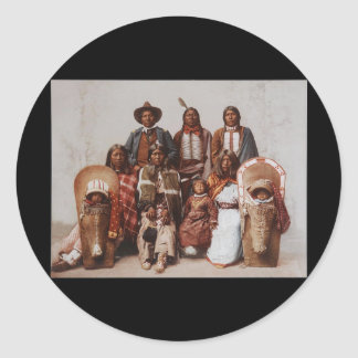 Chief Sevara Family Ute 1897 Sticker
