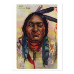 Chief Sitting Bull Postcard