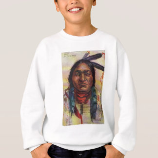 Chief Sitting Bull Sweatshirt