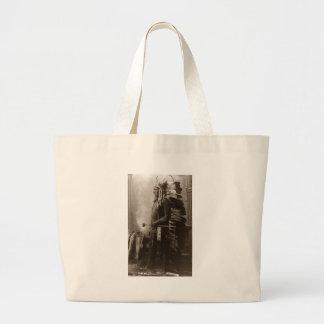 Chief Sitting Bull - Vintage Bags