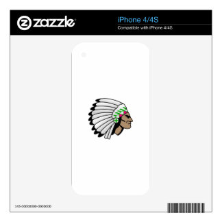 Chief Skin For The iPhone 4