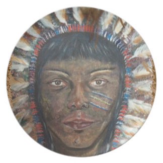Chief: Special Occasion Dining Plate