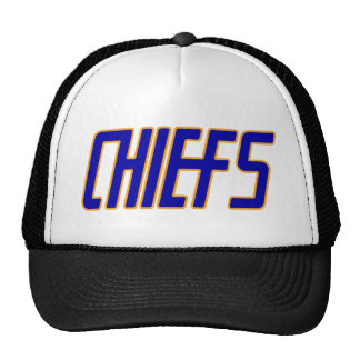 Chiefs Classic Throwback Trucker Hat