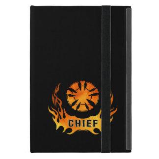 Chief's Flames Case For iPad Mini