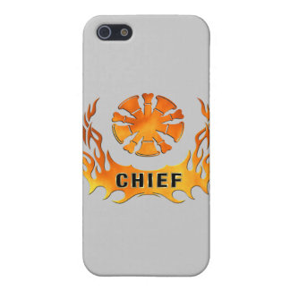 Chief's Flames Case For iPhone SE/5/5s