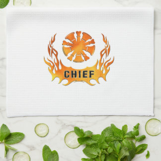 Chief's Flames Hand Towels