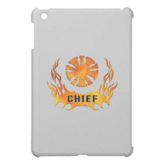 Chief's Flames iPad Mini Cover
