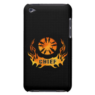 Chief's Flames iPod Case-Mate Case