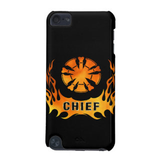 Chief's Flames iPod Touch (5th Generation) Case