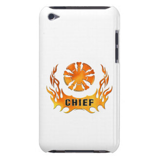 Chief's Flames iPod Touch Case