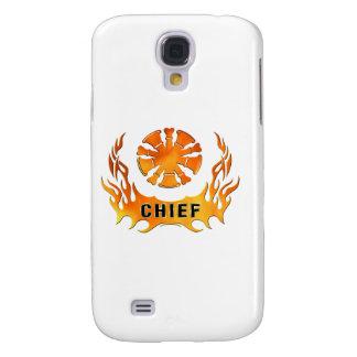 Chief's Flames Samsung Galaxy S4 Case