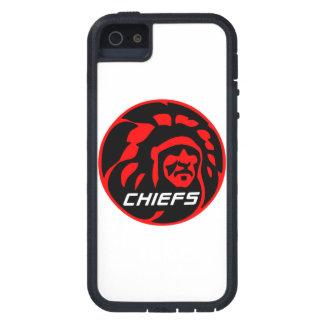 Chiefs iPhone 5/5S Case