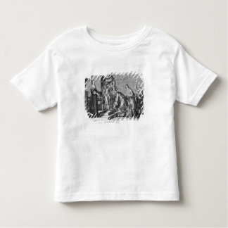 Chiefs of Fronde admitted to greet the King T Shirt