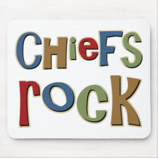 Chiefs Rock Mouse Pad