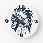 CHIEF's Time Tic Toc Round Clocks
