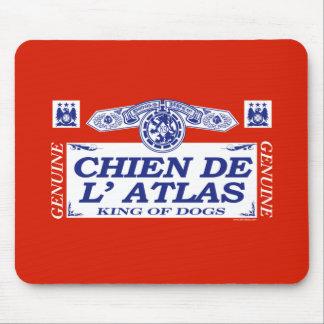 Chien De L'Atlas Mouse Pad