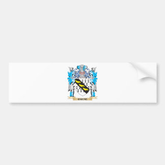 Chiene Coat of Arms - Family Crest Bumper Stickers
