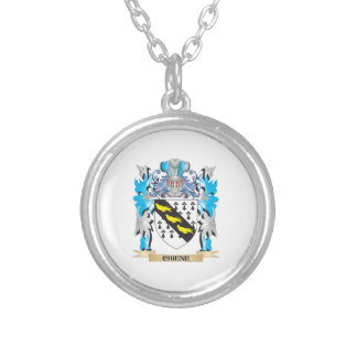 Chiene Coat of Arms - Family Crest Necklaces
