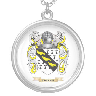 Chiene Coat of Arms Necklaces