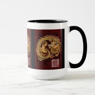 Chiense Zodiac Year of the Dragon Mug