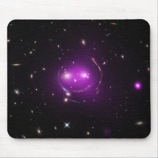 chieshiya cat Milky Way group Mouse Pad