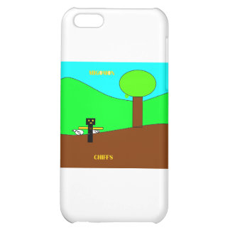 chif with migo.png case for iPhone 5C