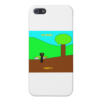chif with migo.png cases for iPhone 5