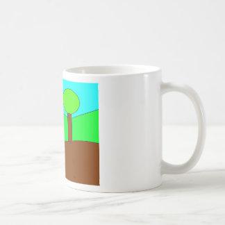 chif with migo.png coffee mug
