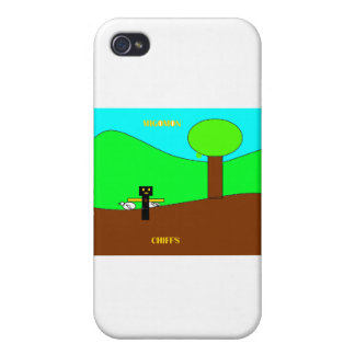 chif with migo.png iPhone 4 covers
