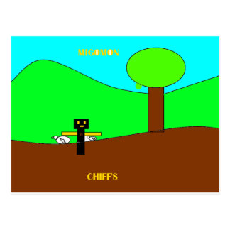 chif with migo.png post card