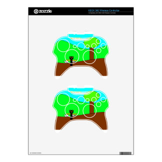 chif with migo.png xbox 360 controller skins