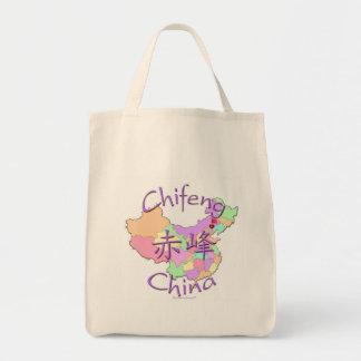Chifeng China Tote Bag