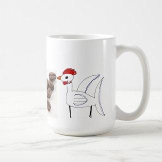 Chiff Hand-brewed Mug