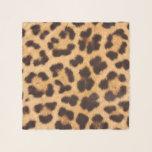 "Chiffon Scarf - Leopard Print Animal Pattern<br><div class=""desc"">This leopard print chiffon scarf is perfect for the modern woman or punk rocker.</div>"