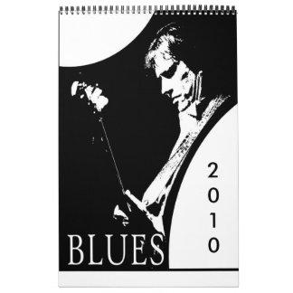 CHIGAGO BLUES NEWS 2011 CALENDAR