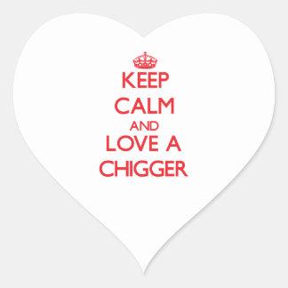 Chigger Sticker