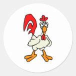 Chiggy Chicken Sticker