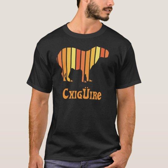 Chiguire Bar Code T-Shirt